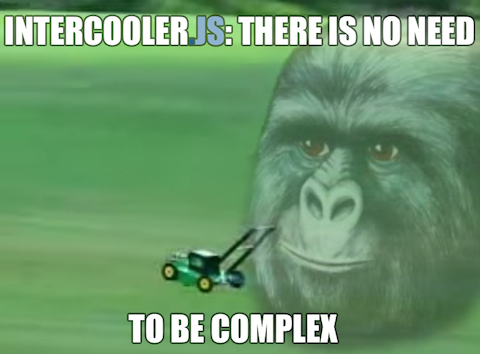 There is no need to be complex